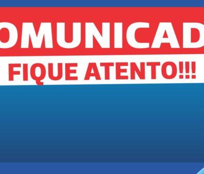 COMUNICADO PL-SP-668/2019, DE 30 DE MAIO DE 2019.